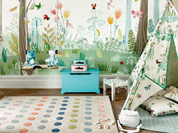 Picturebook Wall Murals