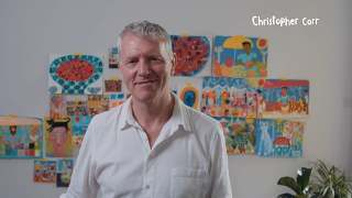 Video Picturebook Collection: Introducing Christopher Corr