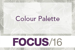 Colour Palette - Inspired by Focus 2016