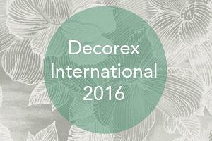 Decorex Round Up 2016