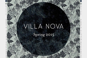 Villa Nova's New Spring 2015 Launch