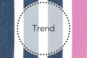Trend: Stripe it Out!