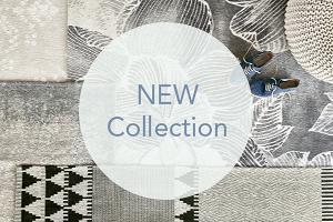 Nuova collezione di tappeti
