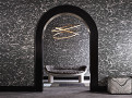 Maurier Wallcovering Charcoal 1