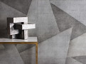 Deveraux Wallcovering Graphite 1