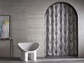 Cazenove Wallcovering Tungsten 1