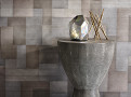 Colby Wallcovering Umber 1