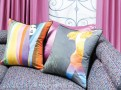 Le Pampelonne Cushions - Euphorie 3