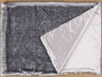 Grey Wolf Throw Image 3