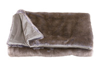 Blue Fox Throw 2 Image 3