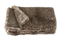 Snow Leopard Throw Image 3