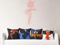 Le Défilé Cushions - Fantôme Image 4