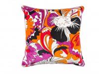 Tallulah Cushion - Cantaloupe Image 2