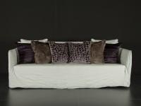 Blue Fox Cushion Image 4