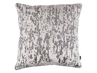 Grimaldi 50cm Cushion Silver Grey Image 2