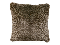 Snow Leopard 50cm Cushion Image 2