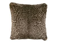 Snow Leopard 60cm Cushion Image 2