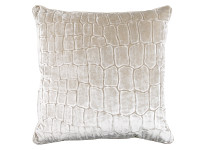 Caiman 50cm Cushion Linen Image 2