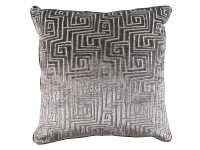 Uxmal 50cm Cushion Tungsten Image 2