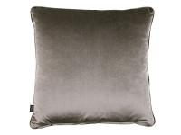 Poncho Stripe 50cm Cushion Mineral Image 3