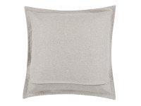 Tor Reversible 50cm x 50cm Cushion Buff/ Linen Image 3