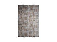 Colby Wallcovering Umber Image 3